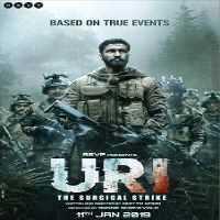 Hindi War Movie Poster Uri