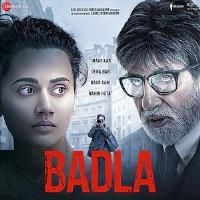 Badla Hindi Movie Poster