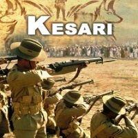 Kesari Indian War Movie Poster