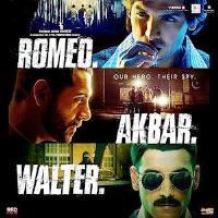 Romeo Akbar Walter Jon Movie Poster