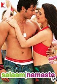 Salaam Namaste Romance Movie Poster