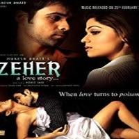 Emran Hashmi Romance Zeher Movie Poster 2005