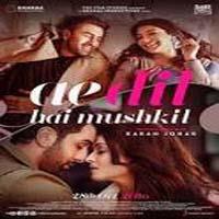Super hit romantic film poster A dill hay Muskil