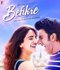 Romance Vaani Kapoor with Raveer Singh Film Poster