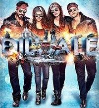 SRR and Kajol Romantic Movie Poster