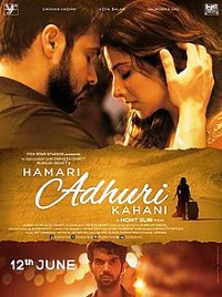 Romantic Drama Movie Poster Emran Hashmi