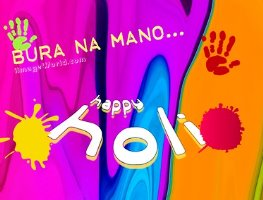 Holi Spacial songs Poster