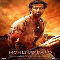 Adventure Romantic Movie Mahenjo Dharo Poster