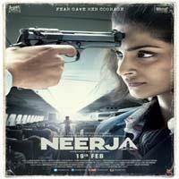 Title Character Women story Neerja Poster