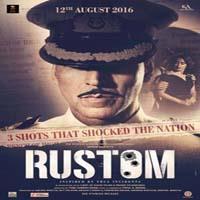 Action Crime Romance Movie Poster Rustom