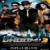 Dhoom 3 Action Romantic Movie Poster