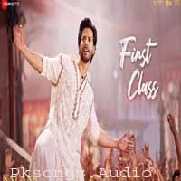 First Class Song From Kalank Poster