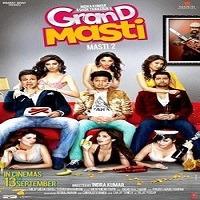 Grand Masti Comedy Movie Poster 2013