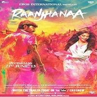 Raanjhanaa Dhanush Movie Poster 2013