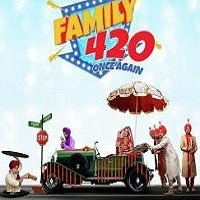 Family 420 Once Again Punjabi Movie Poster 2019