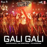 Gali Gali Video Title Poster From KGF Movie 2019