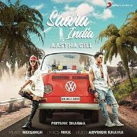 Saara India Pop Album Poster 2019
