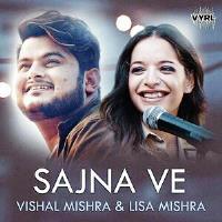 Sajna Ve single Poster 2019