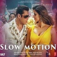 Slow Motion (Bharat) Song Poster 2019 Salman Khan
