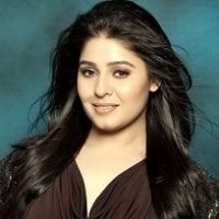 Sunidhi Chauhan Photo From BookMyShow Embaded