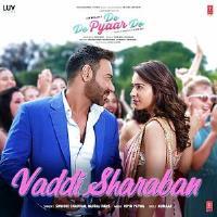 Vaddi Sharaban Single Audio Poster 2019