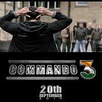 Commando 3 Movie Poster 2019 Jpg