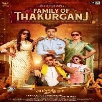 Family of Thakurganj Movie Poster 2018 Original JPG