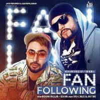 Fan Following Song Poster