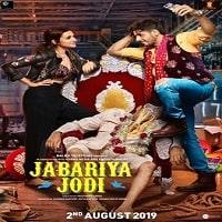 Jabariya Jodi Romantic Movie Original Poster 2019