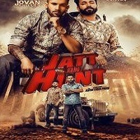 Jatt On Hunt Punjabi Poster Song