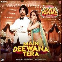 Main Deewana Tera Song Poster 2019