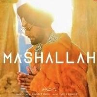 Mashallah Punjabi Hit Album Song poster 2019
