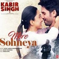 Kabir Singh Single Song Mere Sohneya Title Photo 2019