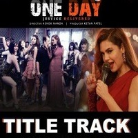 One Day Movie Title Song Poster