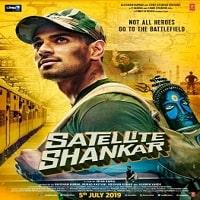 Satellite Shankar Movie Original Poster 2019