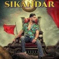 Sikandar Song Poster 2019