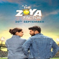 Zoya Romantic Movie original Poster 2019