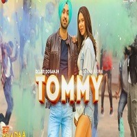 Tommy Punjabi Song Poster 2019