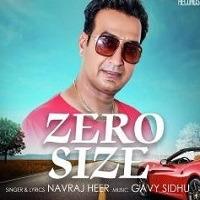 Zero Punjabi song Poster 2019