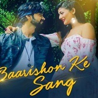 Baarishon Ke Sang Rishabh Srivastava Title Poster 2019