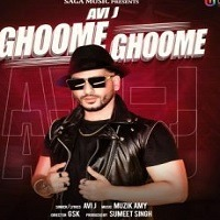 Ghoome Ghoome Pop Song Title Poster