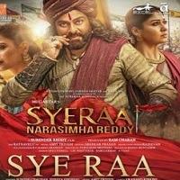 Sye Raa Audio Mp3 Poster