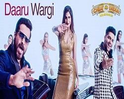 Daaru Wargi Audio Mp3 Song 320 kbps Download Pagalworld