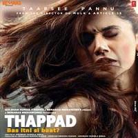 Thappad Movie Poster 2020