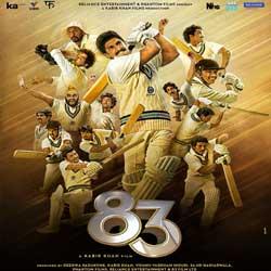 83 Sport Movie Poster