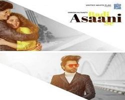Badi Asaani Se song Poster
