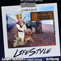 Lifestyle Song Poster
